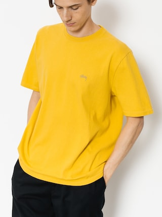 Stussy T-shirt Stock (mustard)