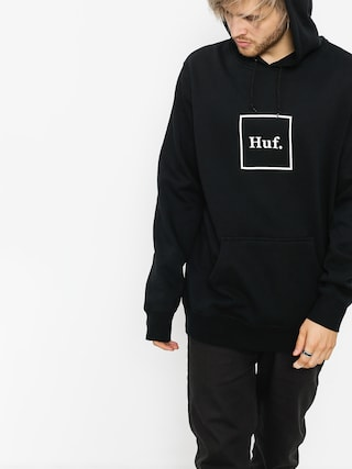 HUF Hoodie Box Logo HD (black)
