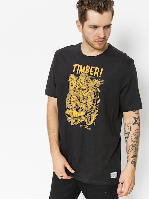Element T-Shirt Joyride (off black)