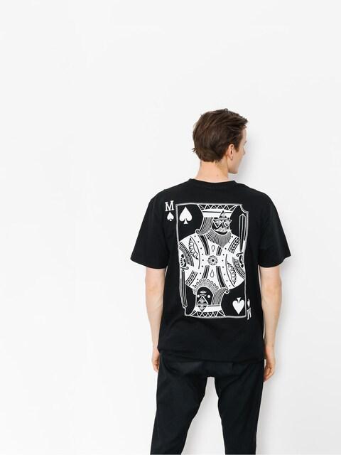 Malita T-shirt Pik (black)