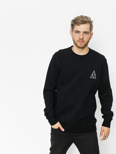HUF Sweatshirt Essentials TT (black)