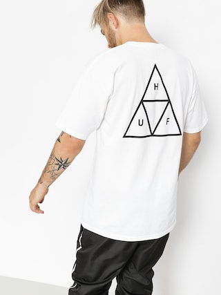 HUF T-shirt Essentials TT (white)