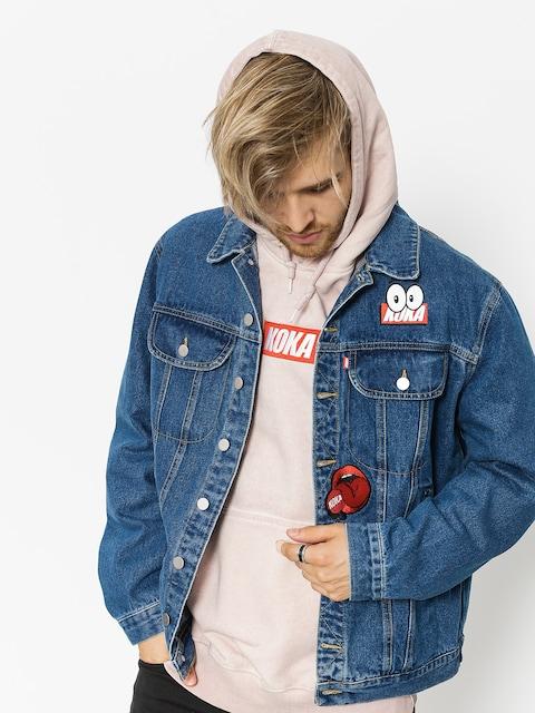 Koka Jacket Bomb Jeans (blue jeans)