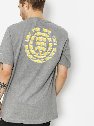 Element T-shirt Commit Icon (grey heather)