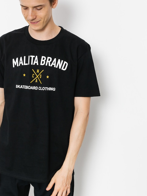 Malita T-shirt Brand (black)
