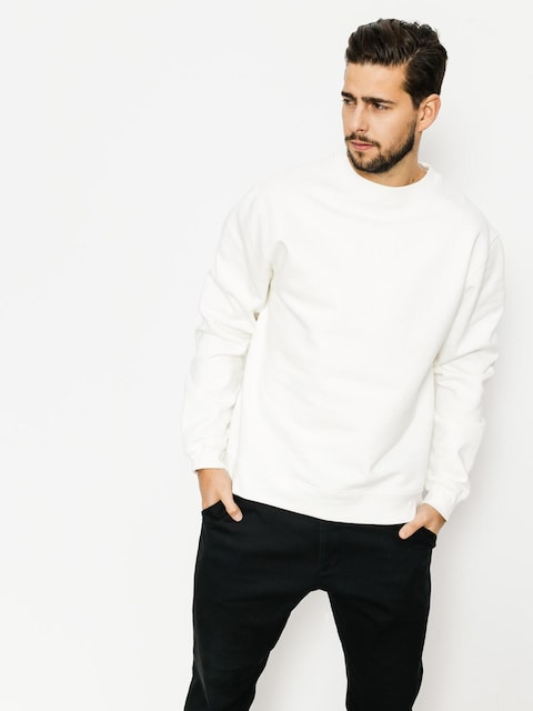 Polar Skate Sweatshirt Heavyweight Default Crewneck (ivory white)