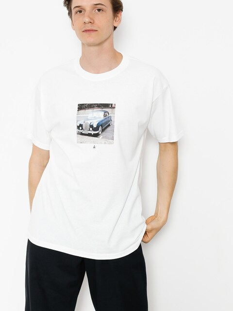 Polar Skate T-Shirt Marta (white)