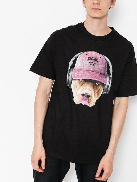 DGK T-shirt Red Nose