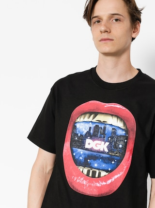DGK T-shirt Sounds (black)