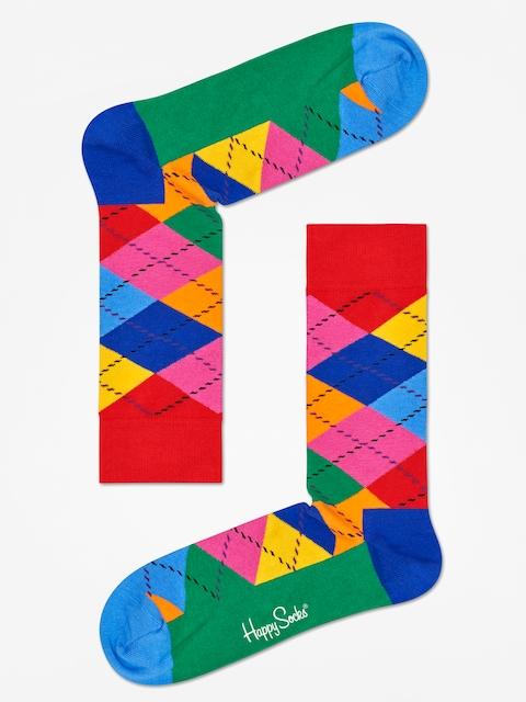 Happy Socks Socken Argyle (red/blue/multi)