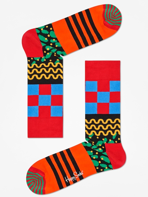 Happy Socks Socks Mix Max (red/multi)