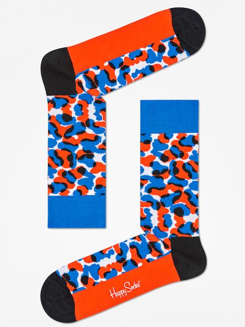 Happy Socks Socks Wiz Khalifa (blue/orange/white)