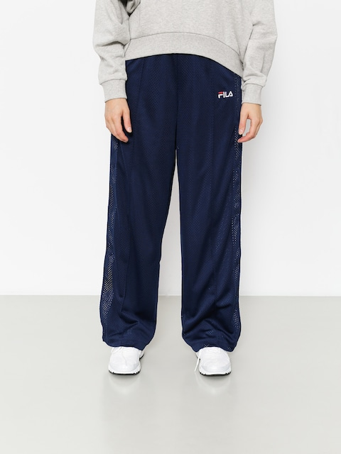 Fila Pants Neka Snap Side Flare Wmn (peacoat/white)
