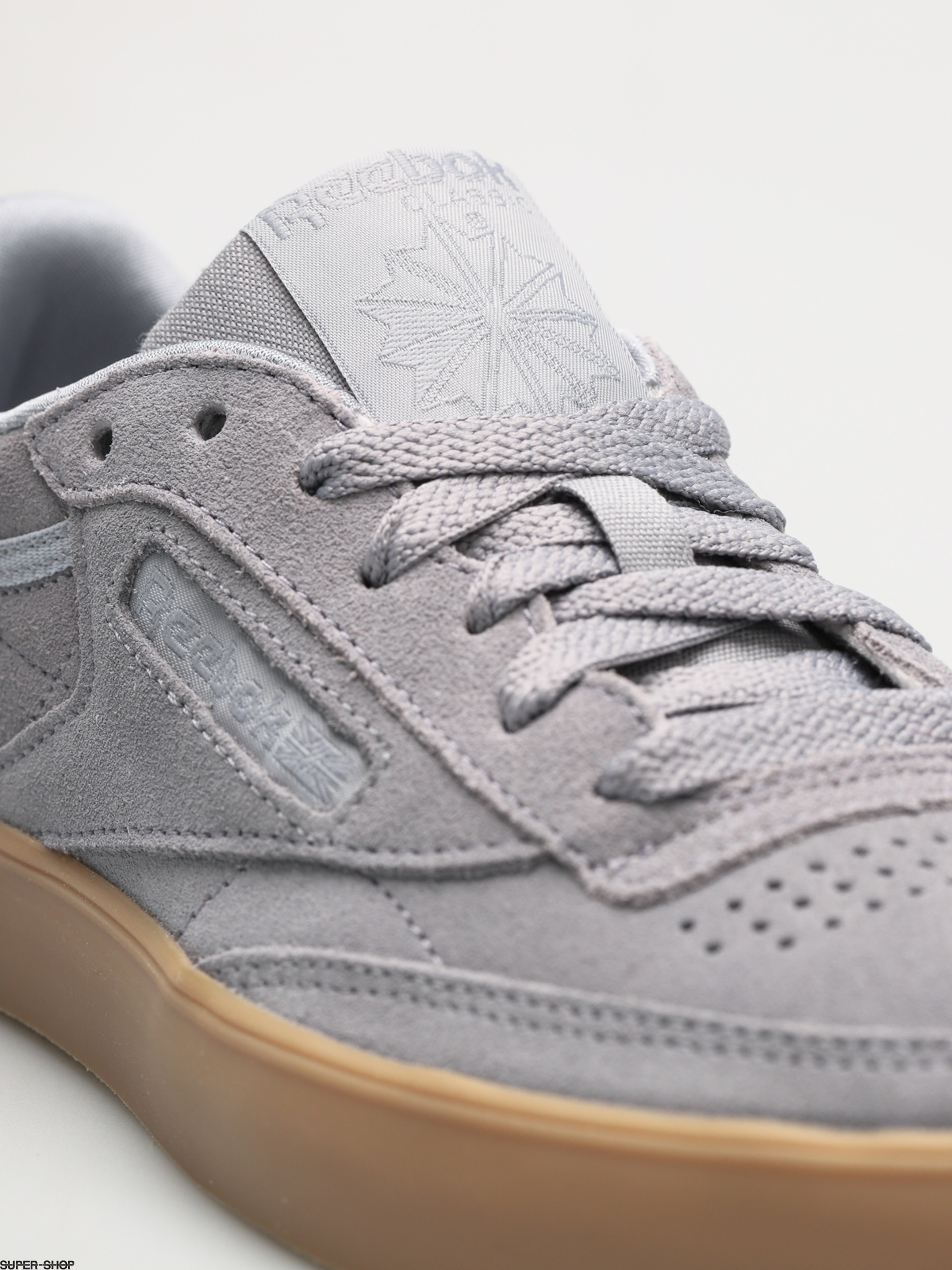 Reebok Shoes Club C 85 Fvs Wmn (gum