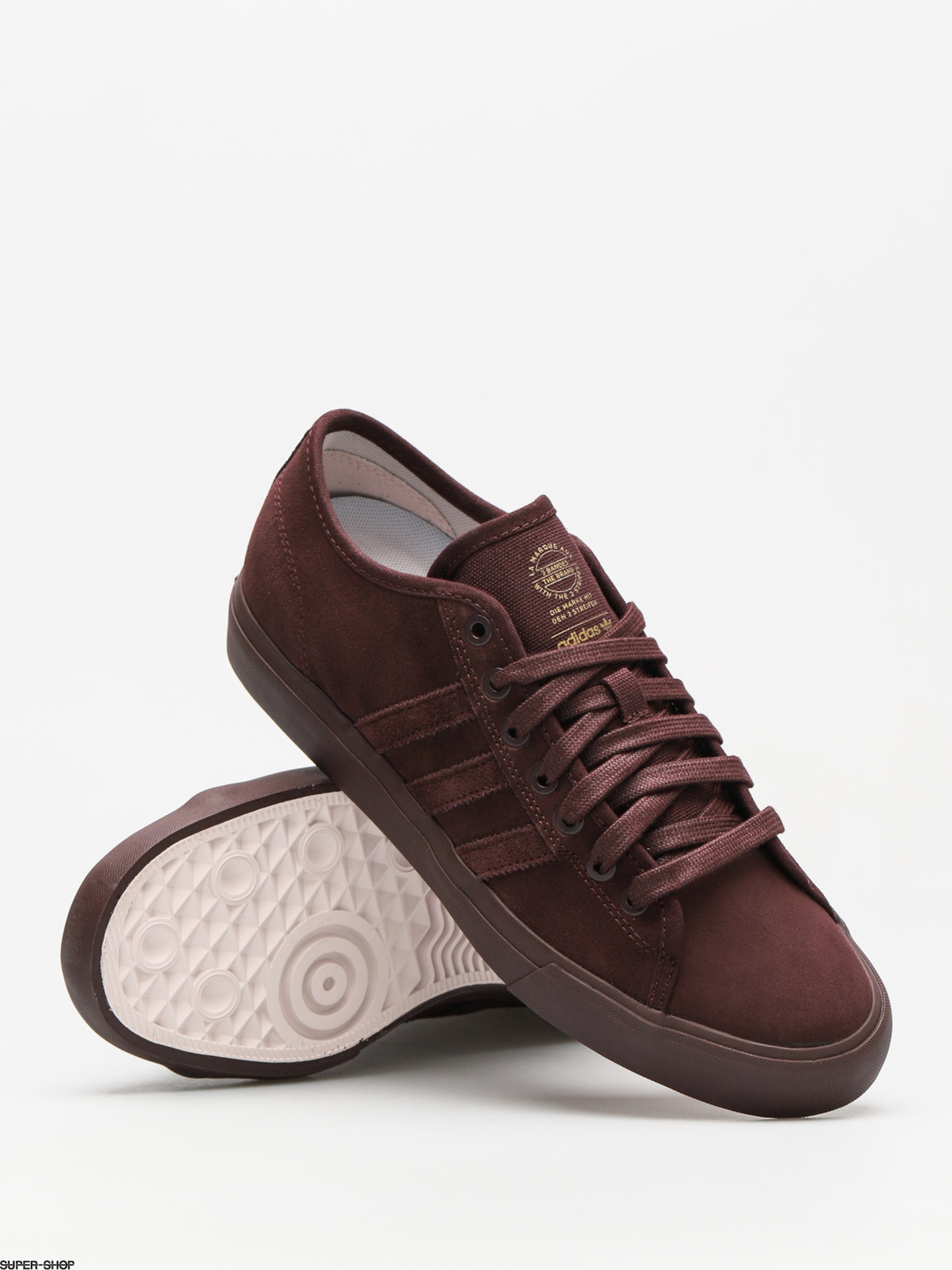 e2703b5ad1bd57 adidas Shoes Matchcourt Rx (night red hi res red s18 gold met)