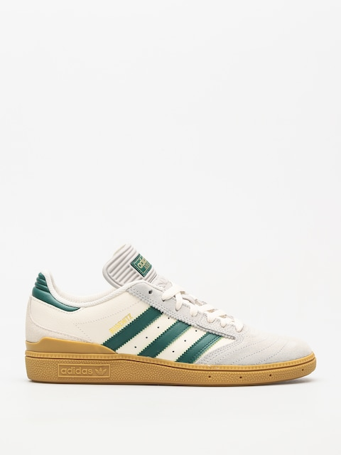 adidas Shoes Busenitz (grey two f17/collegiate green/gum 3)