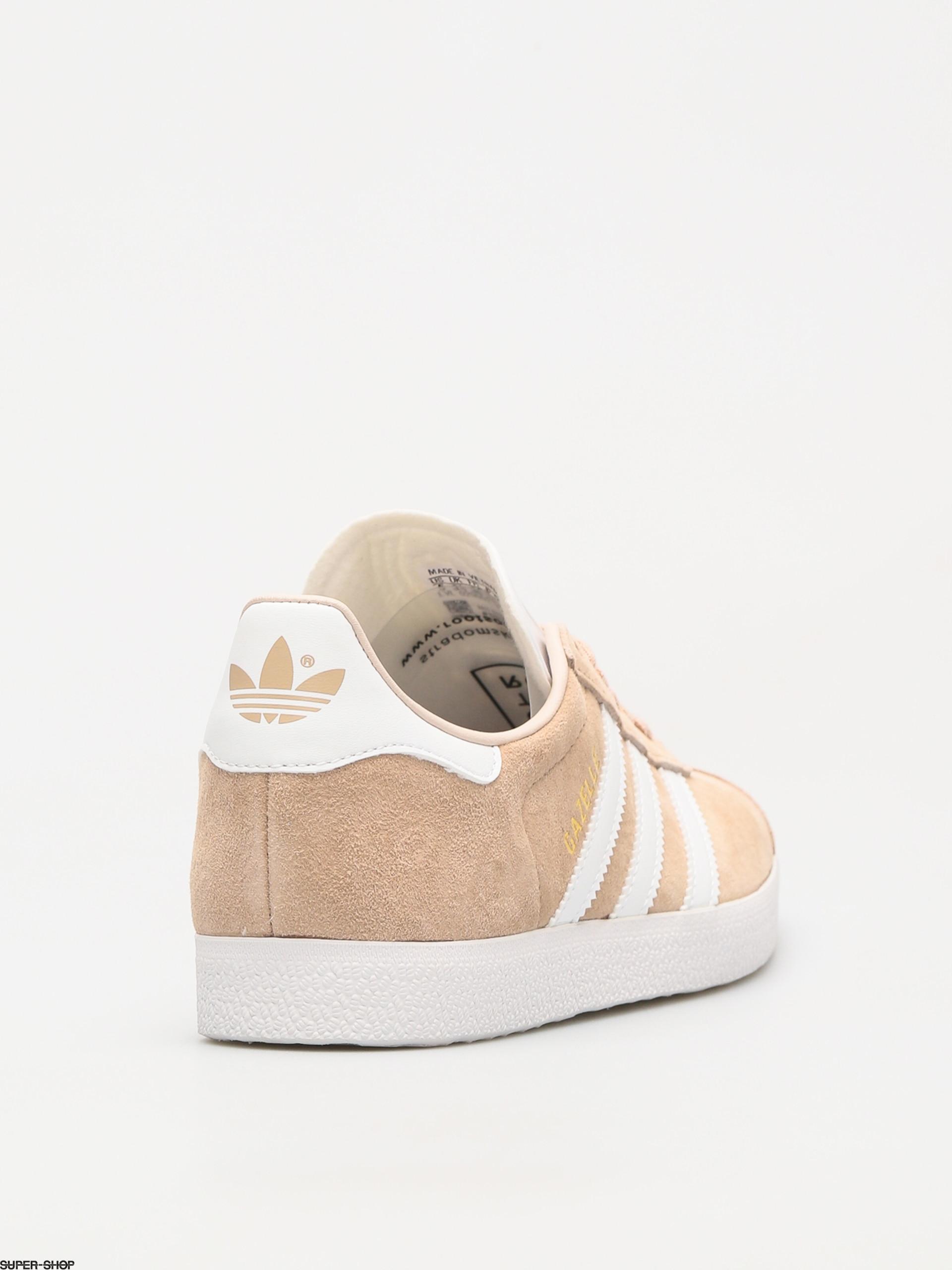 adidas gazelle ashpnk ftwwht linen