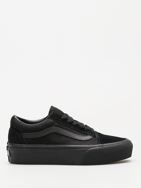 Vans Shoes Old Skool Platform (black/black)
