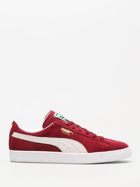 Puma Schuhe Suede Classic (cabernet/white)
