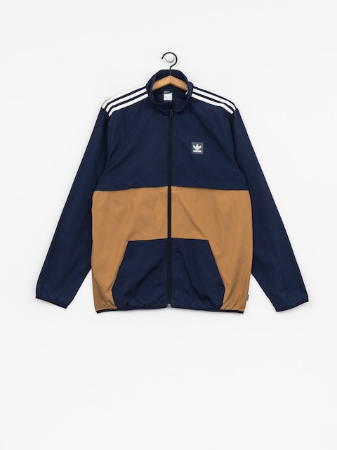 adidas Jacke Class Action (collegiate navy/raw desert/white)
