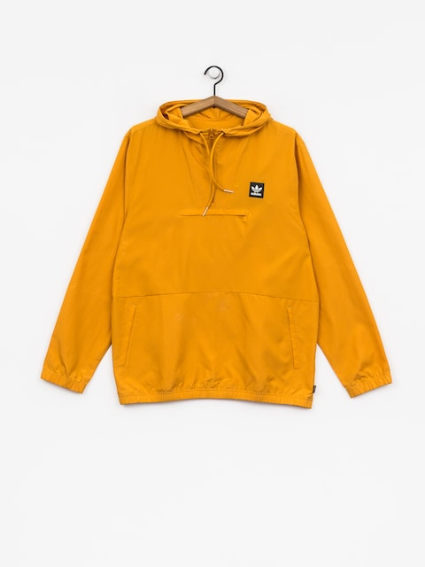 adidas Jacke Hip (tactile yellow f17)