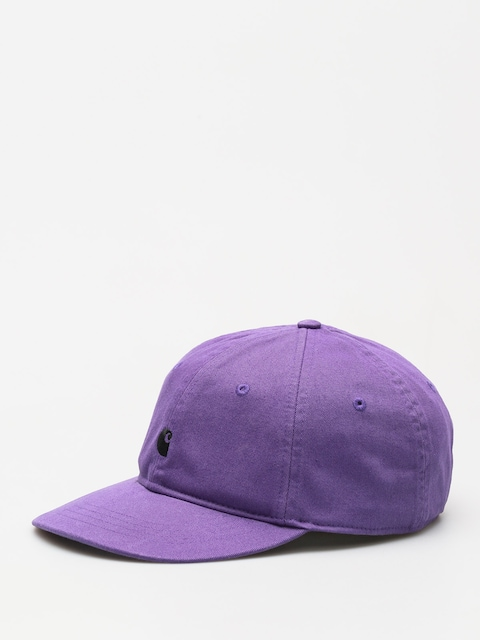 Carhartt WIP Cap Madison Logo ZD (frosted viola/black)