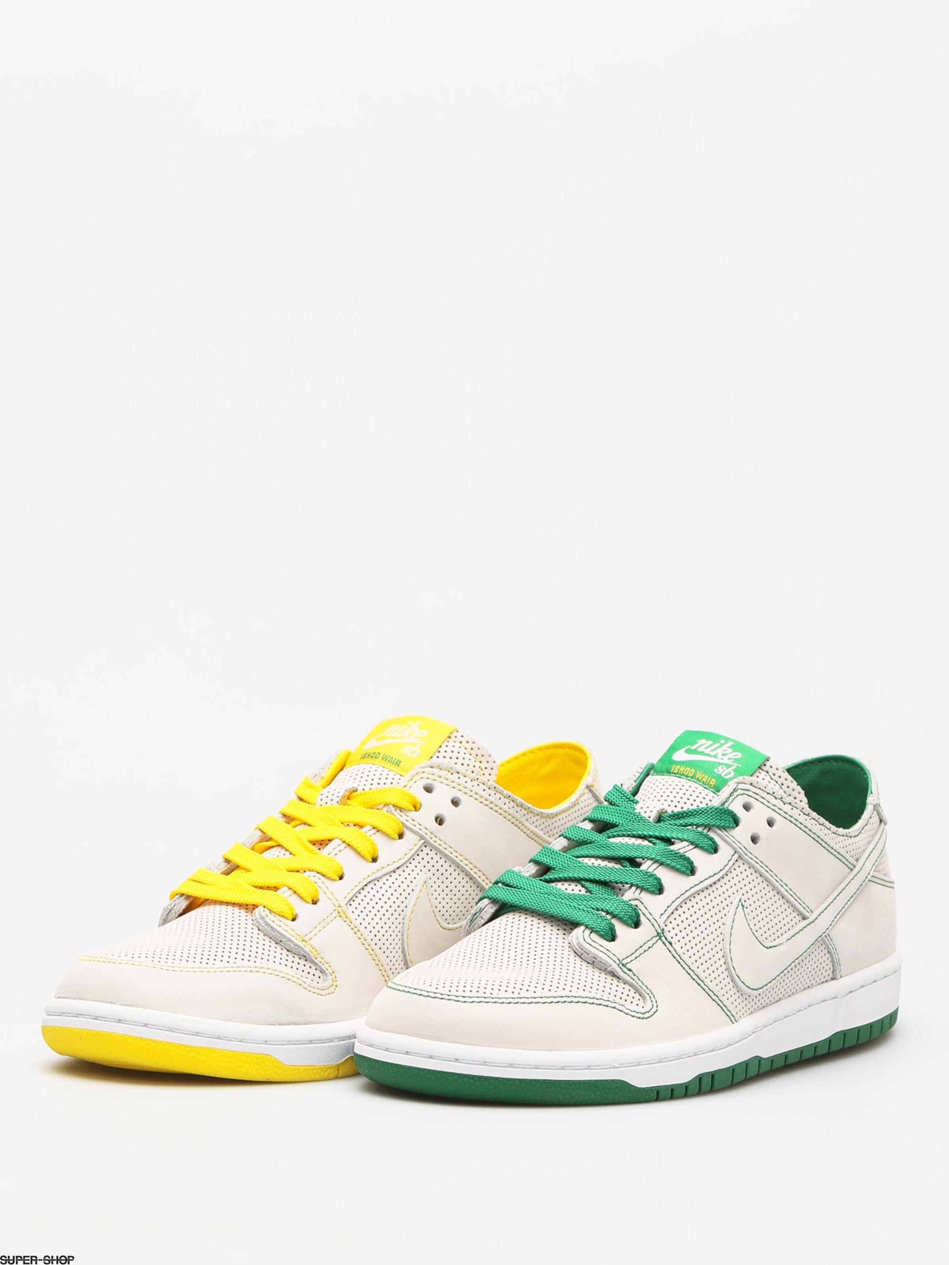 5e2d69190b1a ... france nike sb shoes sb zoom dunk low pro decon qs white white aloe  verde 11909