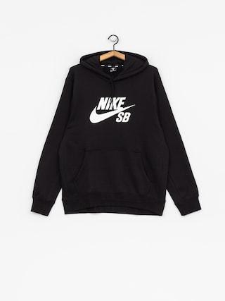 Nike SB Hoody Sb Icon HD (black/white)