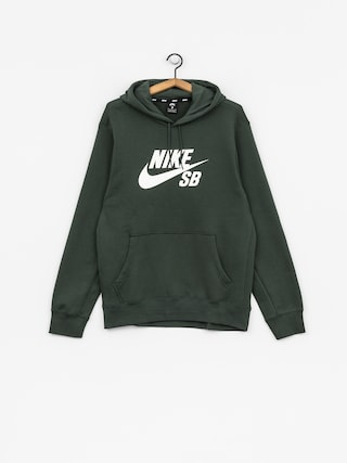 Nike SB Hoody Sb Icon HD (midnight green/white)