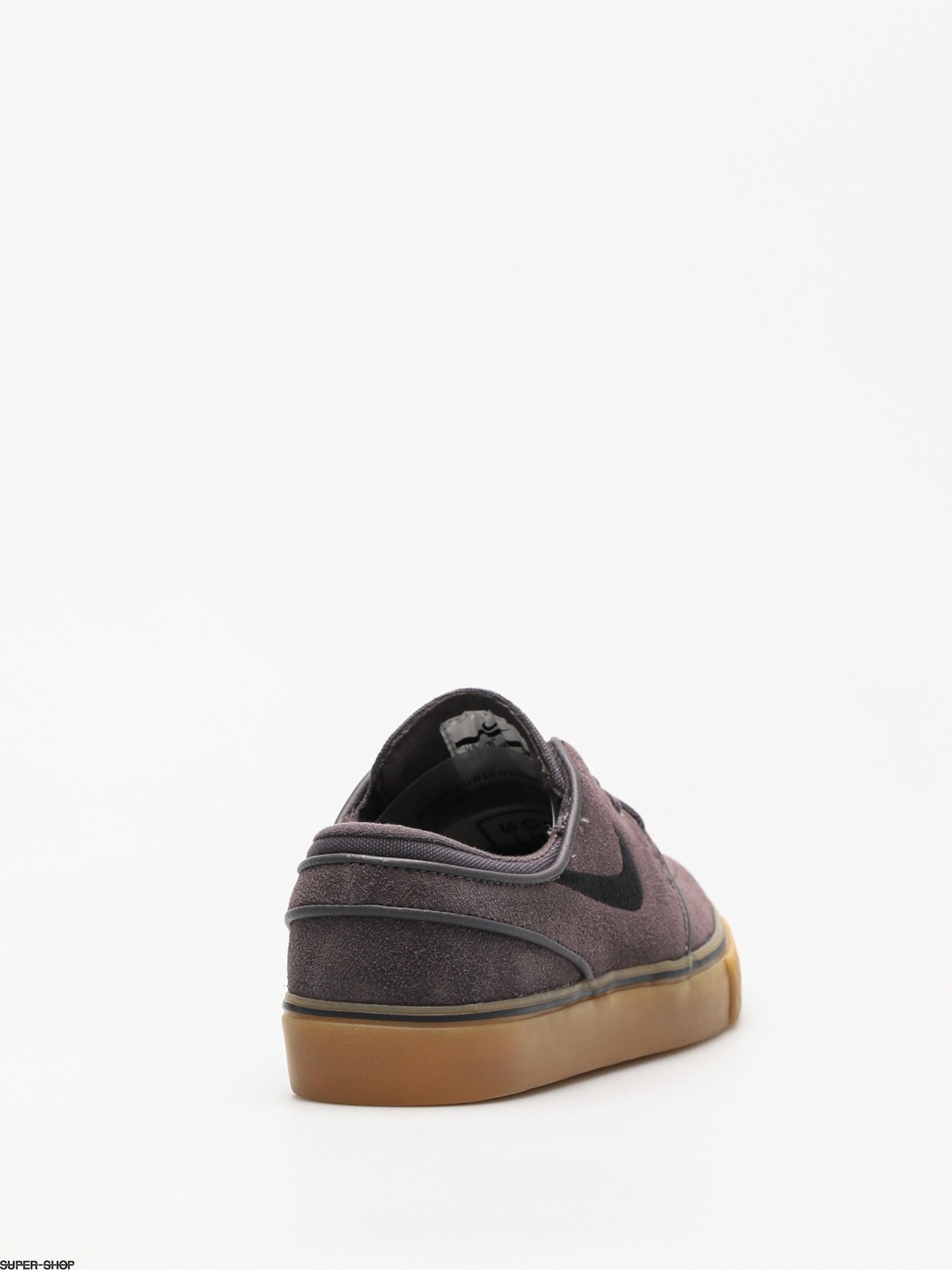 Fraseología Colega agua  Nike SB Shoes Zoom Stefan Janoski (thunder grey/black gum light brown)