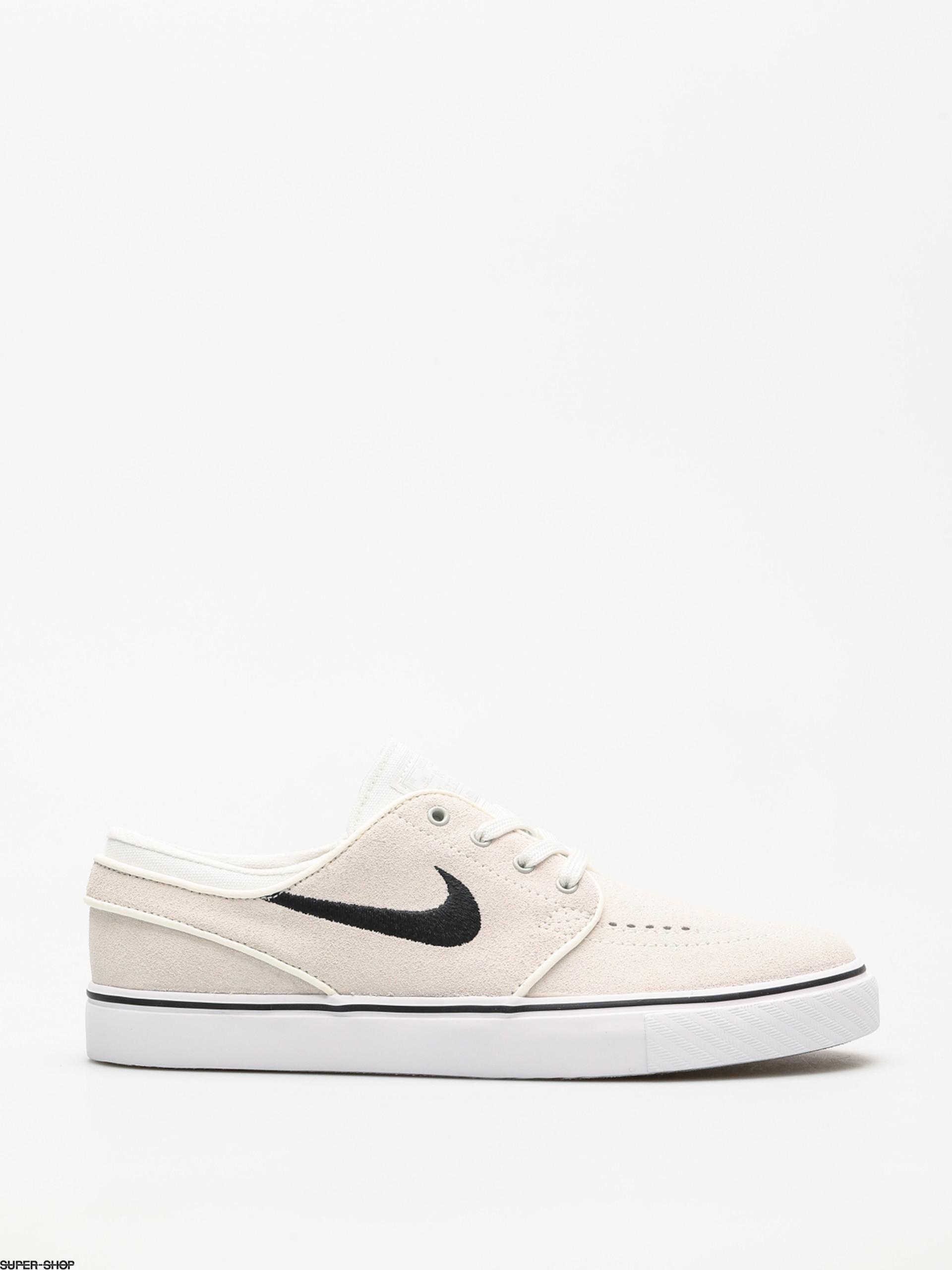 nice cheap new design look good shoes sale Nike SB Schuhe Zoom Stefan Janoski (summit white/black pure platinum)