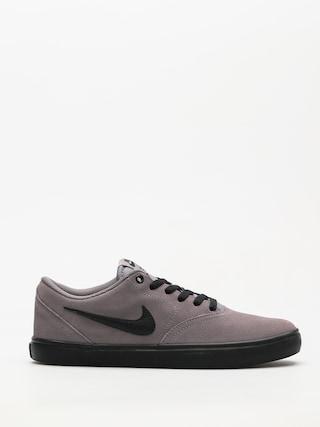 Nike SB Schuhe Sb Check Solarsoft (gunsmoke/black white)