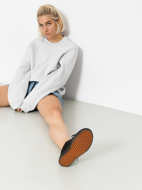 Stussy Sweatshirt Basic Wmn (grey heather)