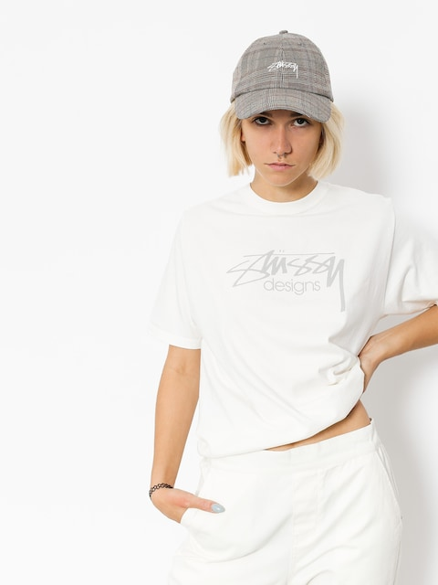 Stussy T-shirt Designs Pig Dyed Wmn (natural)