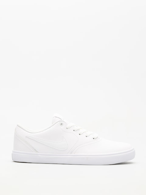 Nike SB Shoes Sb Check Solarsoft (white/white white)