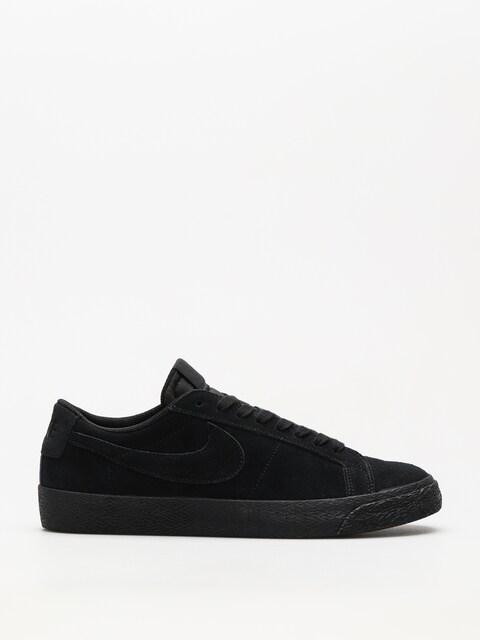 Nike SB Schuhe Sb Zoom Blazer Low (black/black gunsmoke)