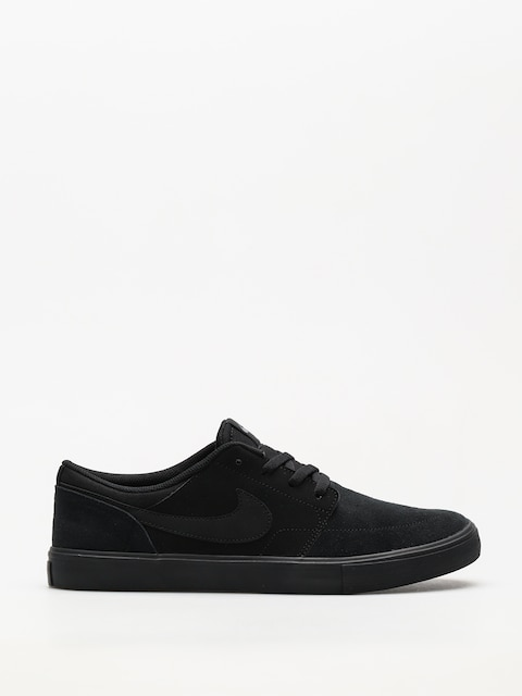 Nike SB Shoes Sb Solarsoft Portmore II (black/black)