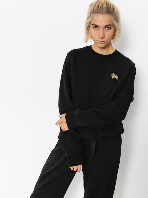 Stussy Sweatshirt Basic Wmn (black)