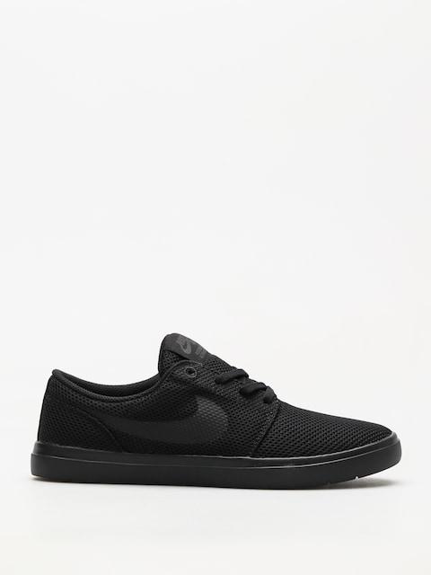 Nike SB Shoes Sb Portmore II Ultralight (black/black anthracite)