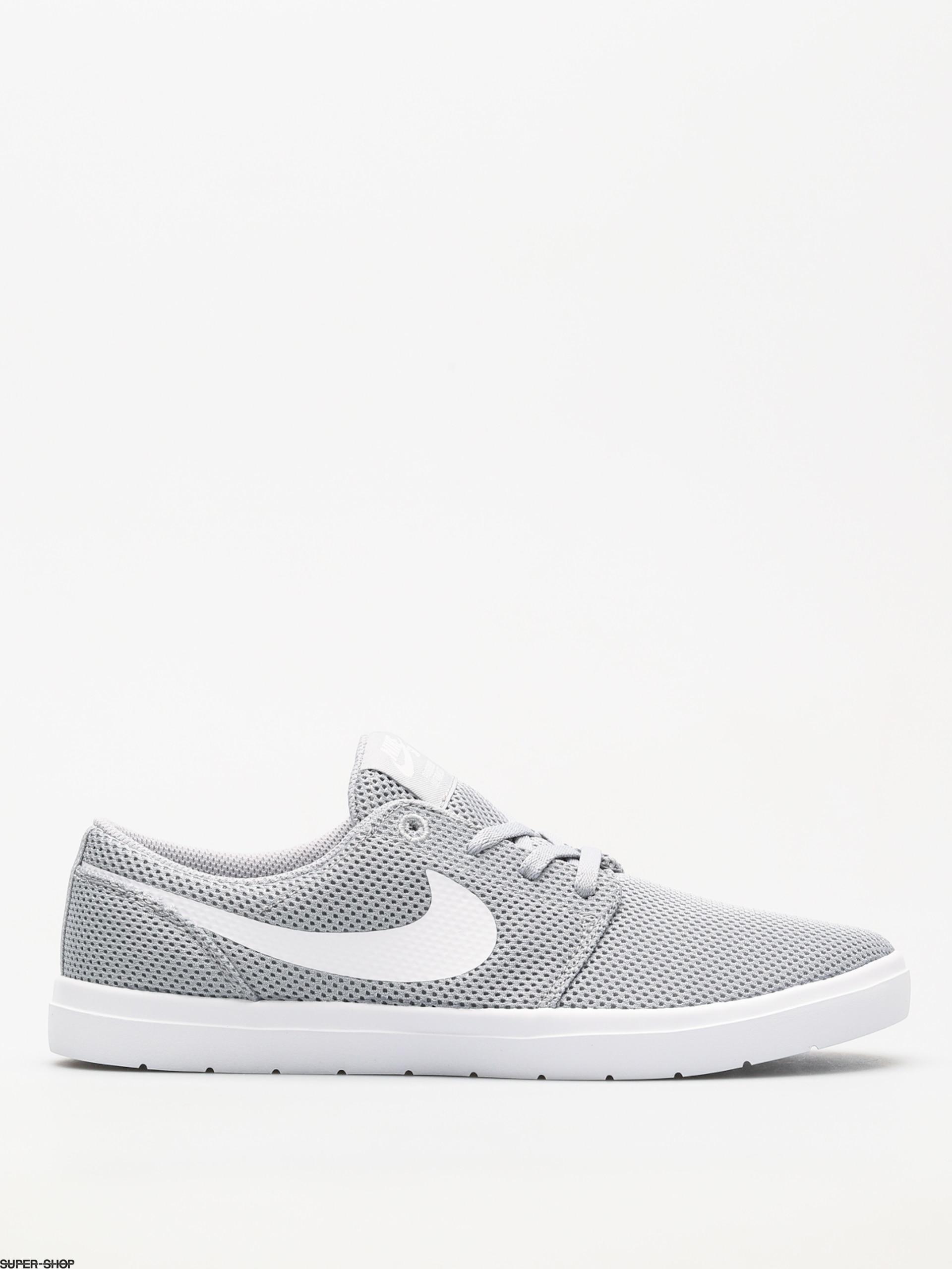 c57f14fba9919f Nike SB Shoes Sb Portmore II Ultralight (wolf grey white)