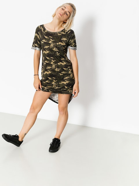 Element Kleid Lovely Wmn (stress camo)