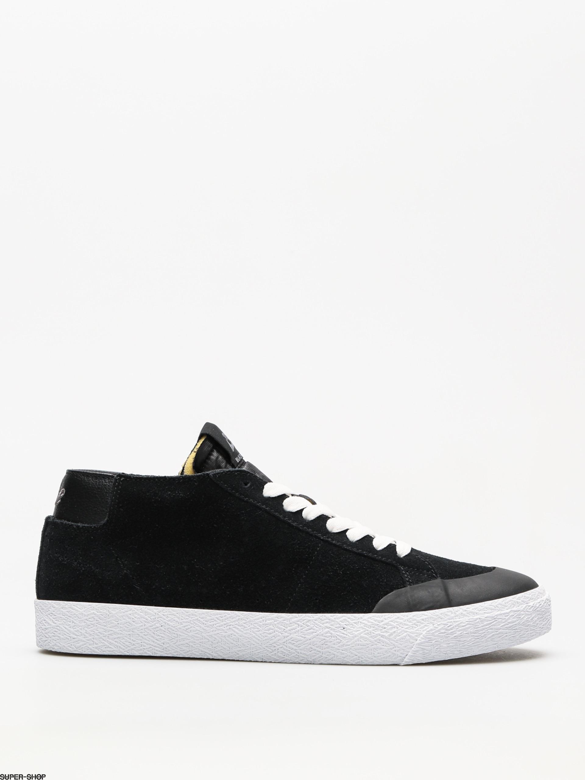 new styles 18d72 d0d6c Nike SB Schuhe Sb Zoom Blazer Chukka Xt (black/black gunsmoke)