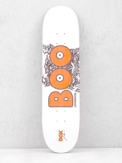 DGK Deck Boo Boobies (white)
