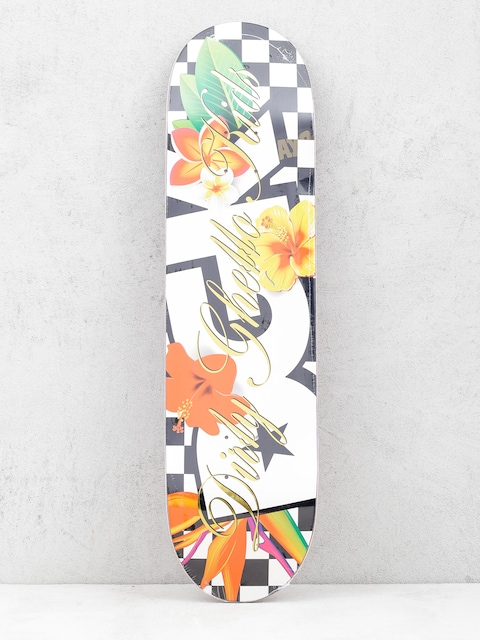 DGK Deck Tropical (black/white)