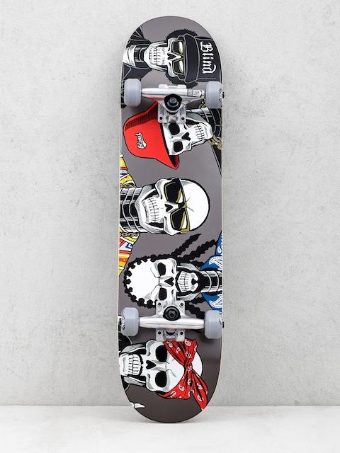 Blind Skateboard Reaper Rappers (charcoal)