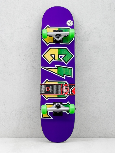 Real Skateboard New Deeds (purple)