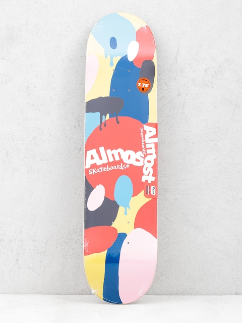 Almost Deck Spotted (cream)