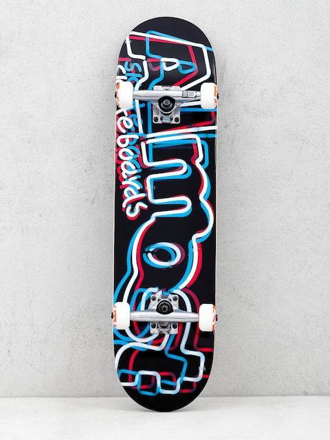 Almost Skateboard Neon Fp (red/white/blue)