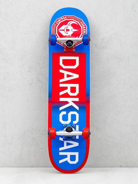 Darkstar Skateboard Time Works (red/blue)