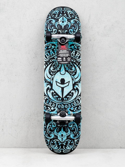Darkstar Skateboard Convulte Youth (aqua)